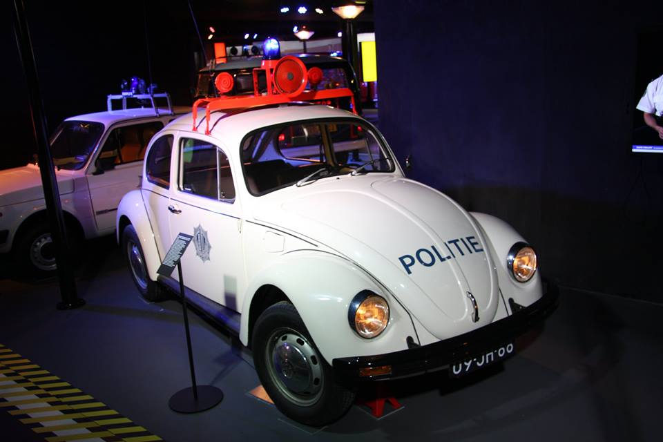 Veiligheidsmuseum PIT, politiemuseum
