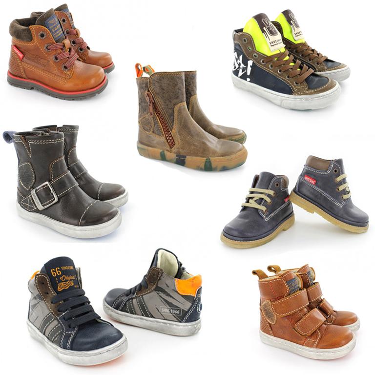 Shoesme schoenen, hippe jongesschoenen, winter 2016-2017