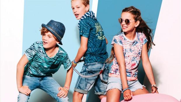 Indian Blue Jeans, zomer 2016, hippe kinderkleding, stoere jongenskleding, boyslabel