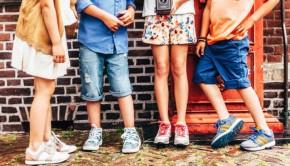 Twins trackstyle, trackstyle jongensschoenen, kinderschoenen