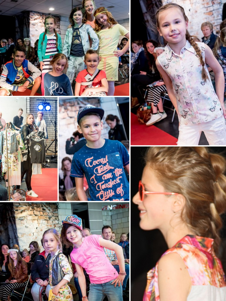 Zoem kidsfashion modeshow, kindermodeshow, boyslabel, girlslabel, stylingevent