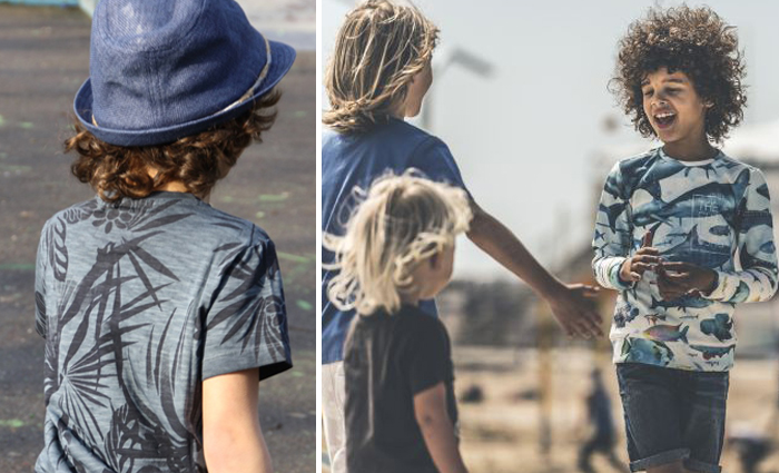 back to nature, trends kindermode, trends kidsfashion, boyslabel