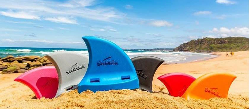 haaienfin, haaien zwemband, swimfin
