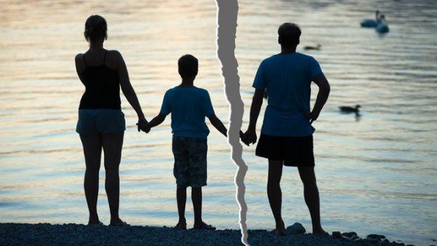 het verleden, gescheiden ouders, boyslabel, mamablog