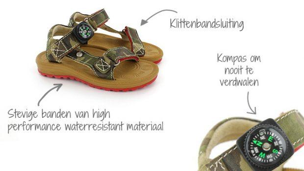 jongens sandalen, shoesme kindersandalen