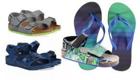 slippers en sandalen voor jongens, slippers voor jongens, jongenssandalen