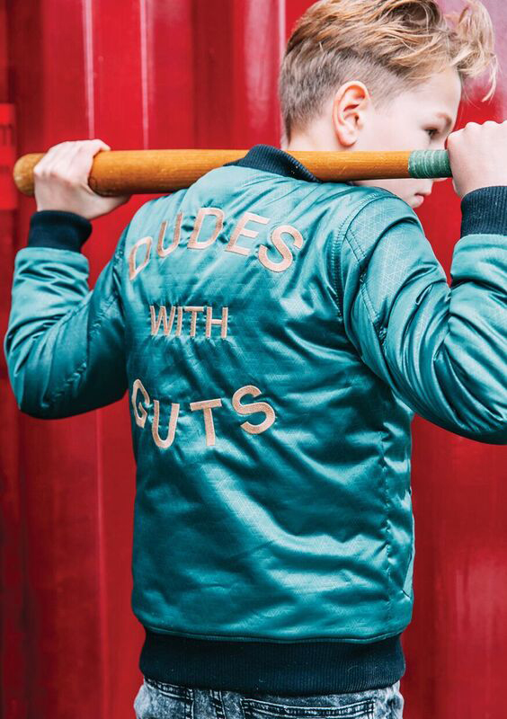 Indian blue jeans jas, jongens winterjassen 2017, winterjassen voor jongens, bomberjack