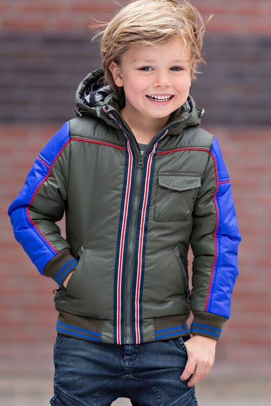 jongens winterjassen 2017, winterjassen voor jongens, bomba winterjas