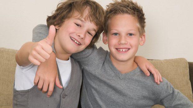 kinderen en vriendschappen