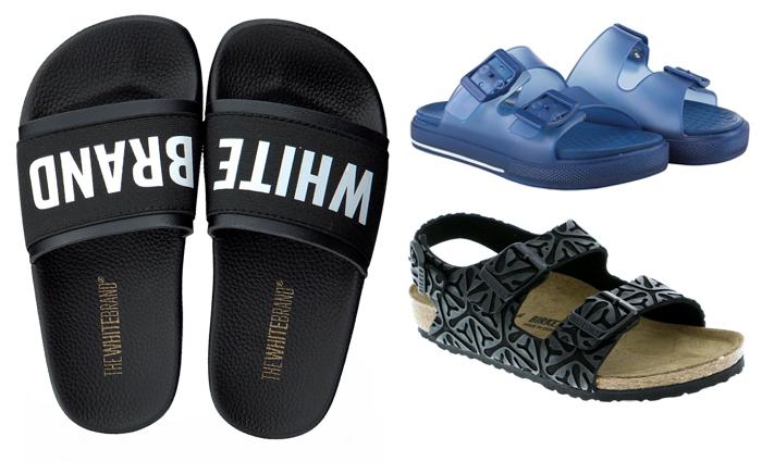 Slippers en sandalen voor jongens l Zomerse kinderschoenen