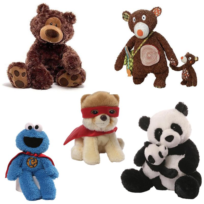 stoere knuffels voor jongens, knuffelberen, stoere knuffels voor jongens, gund knuffels, jongensknuffels