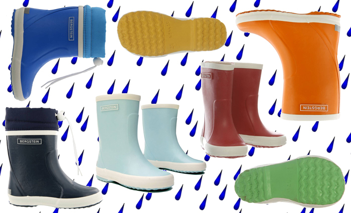 kinder regenkleding, kinder paraplu, kinder regenlaarzen
