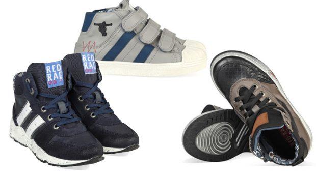 red rag schoenen, kinderschoenen, red rag winter 2106-2017, kinder sneakers