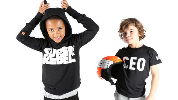 super rebel, super rebel kidsgear, stoer kinderkledingmerk
