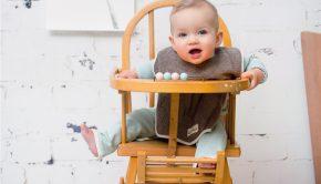 Koeka, hippe baby producten, babykamer, babyverzorging, slabbers