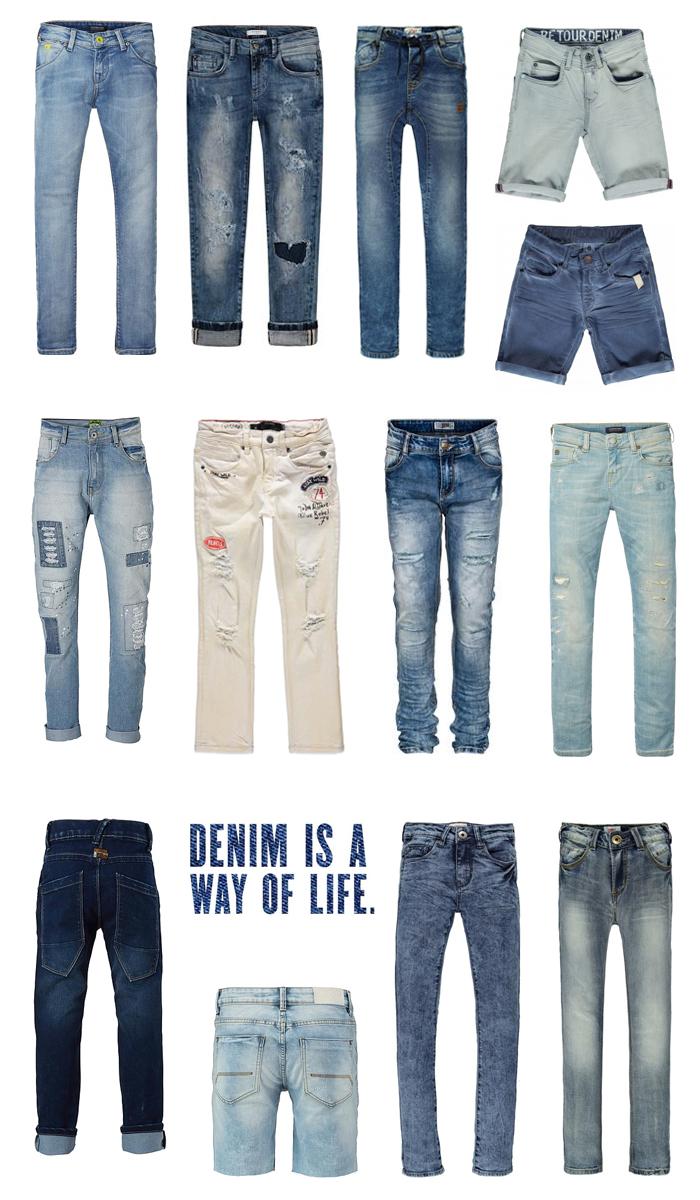 jeans voor jongens, spijkerbroeken voor jongens