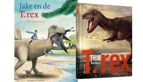 t.rex in town, dinosaurus boeken, dino tentoonstelling, naturalis