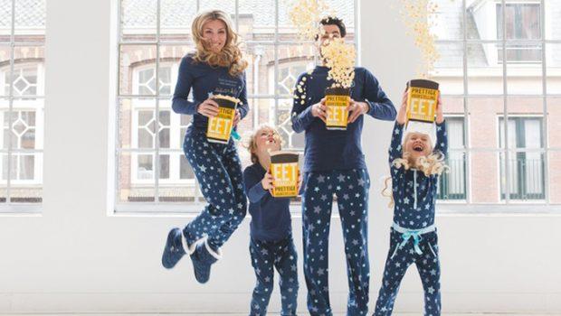 pyjama party, slaapfeestje, stoere pyjama voor jongens