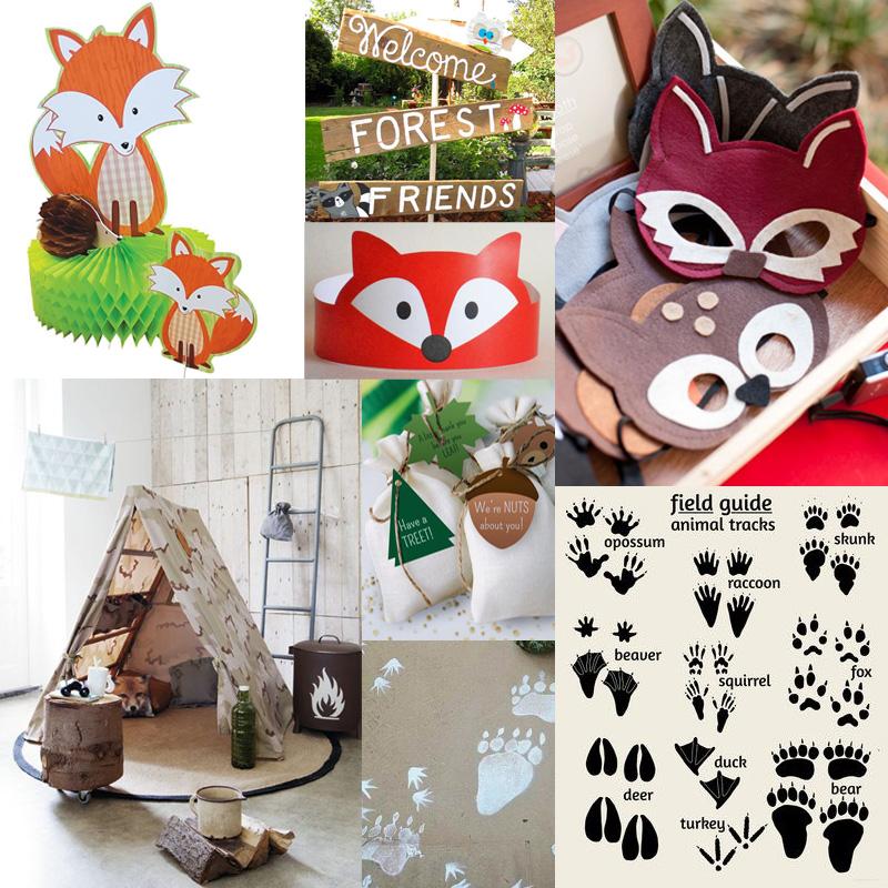 vossen-feestje-forest-fox-kinderfeestje-themafeest