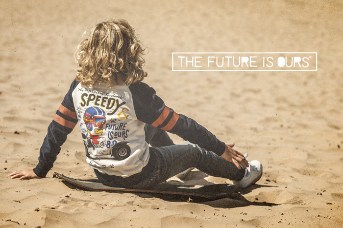 The Future is Ours zomercollectie 2017