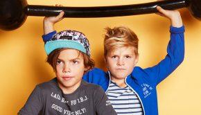 zomerjassen voor jongens, kinderjassen 2017