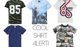 t shirts voor jongens