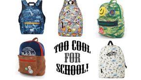 jongenstassen, tassen voor jongens