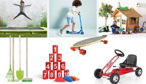 buitenspeelgoed voor jongens