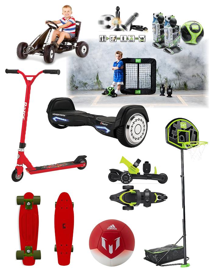 stoer jongensspeelgoed, buitenspeelgoed voor jongens