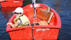 zeilkamp, vakantiekamp, garijp friesland
