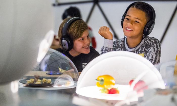 Generation Discover bright ideas hub