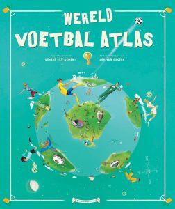 Wereld voetbal atlas, voetbalboek, voetbal atlas, voetbalfans