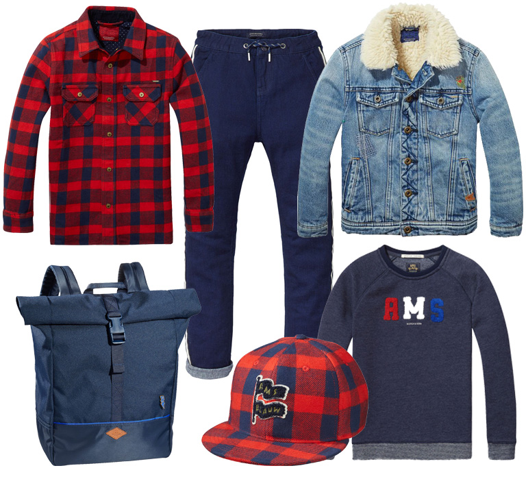 get the look, jongens kleding