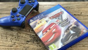 Cars 3, playstation game Cars 3