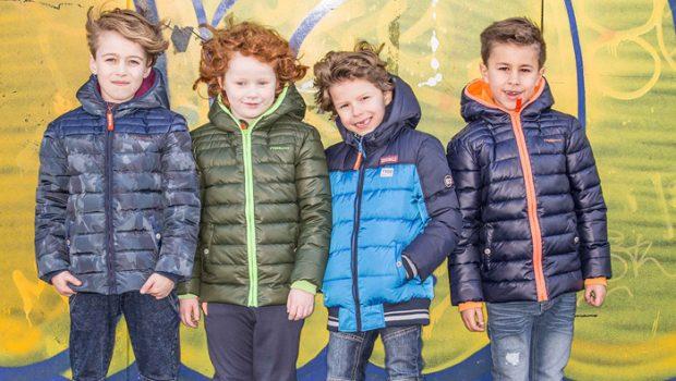 jongens winterjassen 2017