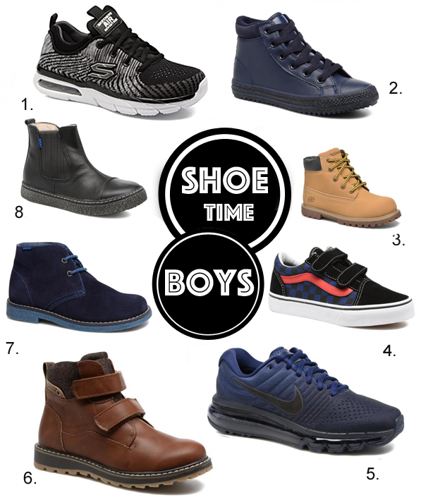 Sarenza jongensschoenen, goedkope jongensschoenen, sarenza korting
