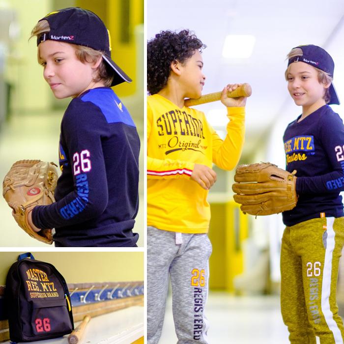 boyslabel, Mortenz jongens kleding
