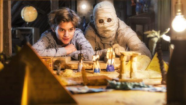 Dummie de Mummie de Tombe van Achnetoet