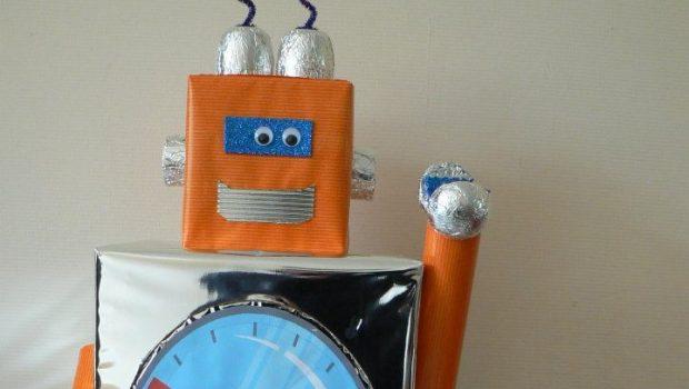 robot kinderfeestje, jongensfeestje, kinderfeestje, robot feest
