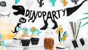 dino feestje, dino party, kinderfeestje, jongensfeestje