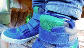 trackstyle schoenen, kinderschoenen twins trackstyle, stoere jongensschoenen