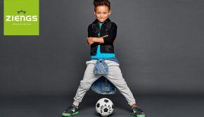 ziengs kinderschoenen, stoere jongensschoenen