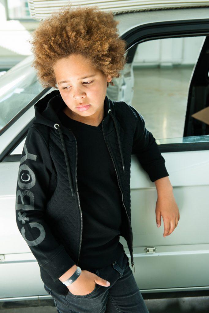 Crush Denim , Crush kinderkleding, tienerkleding, stoer jongenskleding merk, zwarte jongenskleding