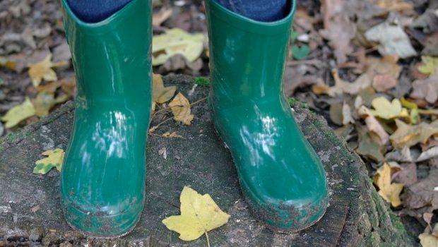 regenlaarzen, regenlaarsjes, kinderlaarsjes, regenlaarzen kind, shoesme laarzen, groene laarsjes