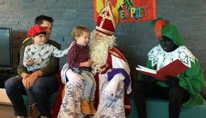 Sinterklaas stress, sinterklaas