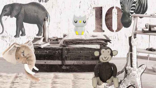 beestenboel, jongenskamer inspiratie, dieren kinderkamer