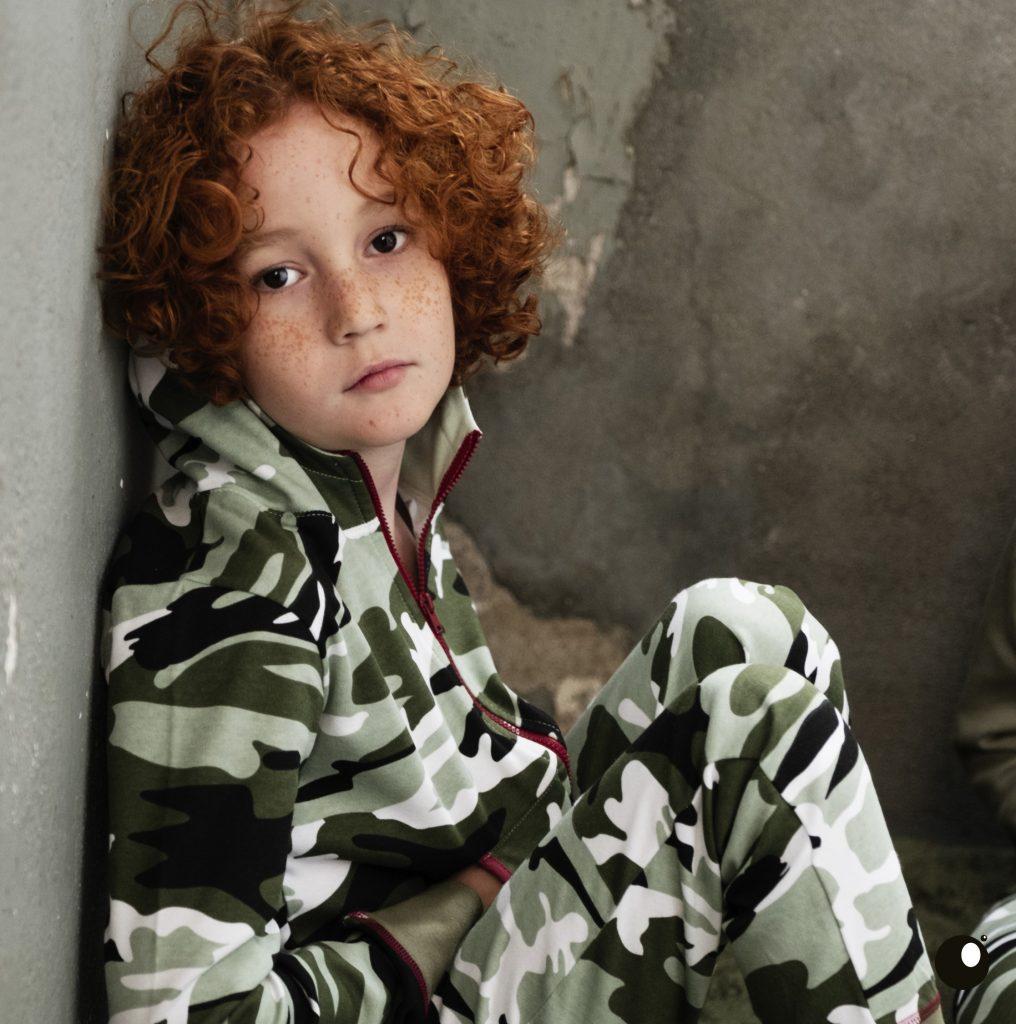 jongens pyjama, stoere jongens pyjama