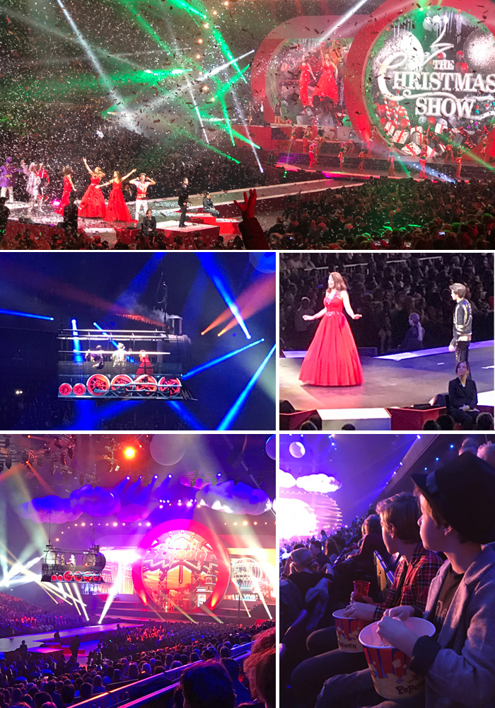 The Christmas Show, RTL kerstshow, boyslabel, girlslabel