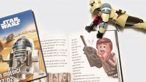 boekjes lego star wars