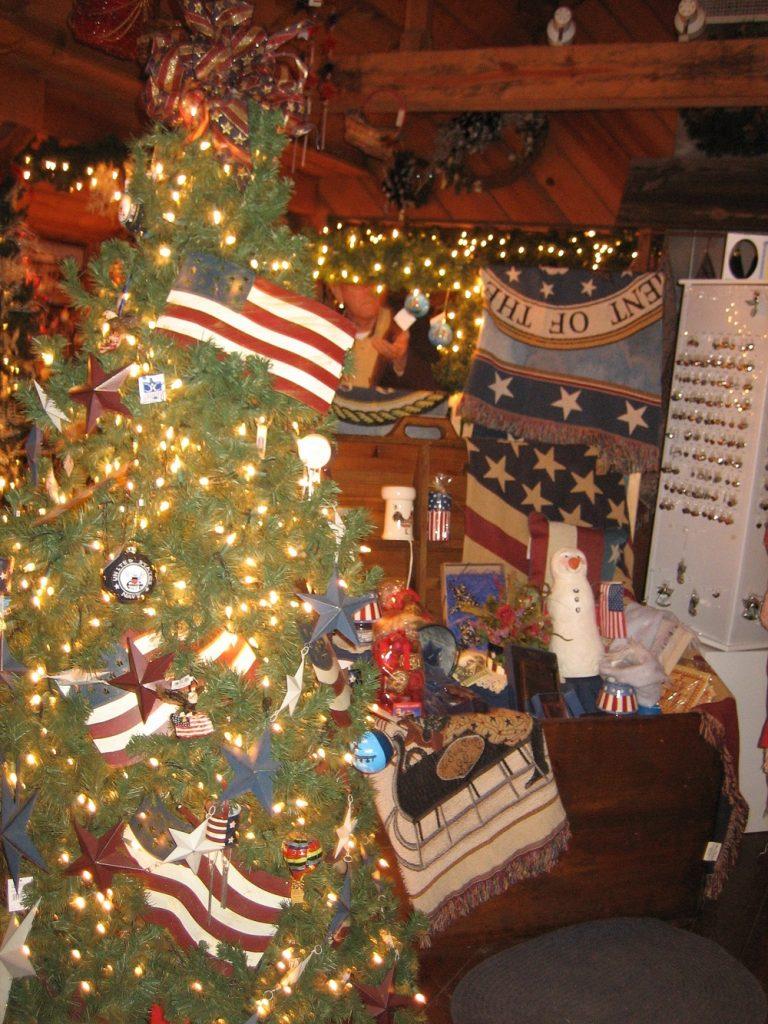 kerst in Amerika